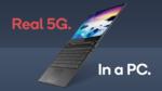 Weltweit erster 5G-PC mit Snapdragon-Prozessor