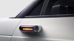Honda e mit serienmäßigem Kamerasystem