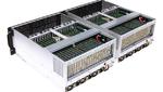 """Ein 256-Kanal-System mit 32 Digitizer-Karten in zwei 19"""" PCs misst unter anderem die synchrone Entladung der Kondensatoren."""