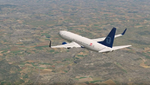 Das erste Flugzeug, das Turbulenzen ausgleichen kann