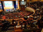 Versailles in November 2018 at the General Conference of the Metre Convention.