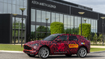 Aston Martin produziert in St. Athan