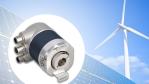 MHM5- und MHK5-Multi-Turn-Absolutdrehzahlgeber von Sensata Technologies...