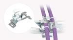 Dank einer vollständigen Überarbeitung bietet die Schirmklammer SFZ-M|MSKL von Icotek nun neue Features. Die Neuauflage der Schirmklammer punktet mit einer verbesserten Haltekraft auf der Hutschiene, einem geringeren Übertragungswiderstand sowie dem