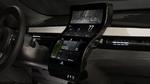 Geschwungene Displays von FlexEnable im Nova Car #2