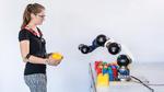 Umsichtige Roboter aus dem Baukasten