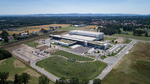 Neues Logistikzentrum von Harting