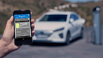 Hyundai Motor führt Telematiksystem Blue Link ein