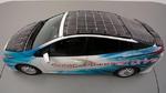 Toyota, Nedo und Sharp testen Hybrid mit integrierten Solarpaneln