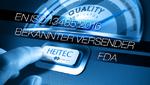 Heitec erlangt wichtige Zertifizierung