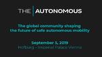 Event »The Autonomous«, 05. September 2019, Wien, Österreich