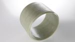 Schnell installiert: Ultraleichter Polyurethan- Strommast