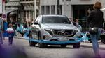 Warngeräusche für E-Fahrzeuge bei Daimler