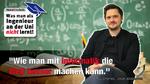 »Wie man mit Informatik die Welt besser machen kann«