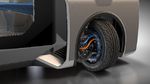 Elektroantrieb mit 360 Grad-Lenkung von Protean Electric