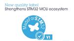 Neues Qualitätssiegel »MadeForSTM32«