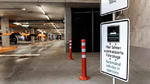 Fahrerloses Parken ohne menschliche Überwachung