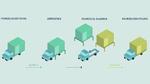 Modulares Baukastensystem für elektrische Nutzfahrzeuge
