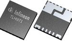Hall-Sensor für Strommessungen bis 120 A