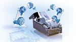 RJ45-Kabelstecker für 10-Gigabit-Datenübertragung