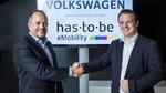 Volkswagen und has·to·be kooperieren bei Ladeinfrastruktur