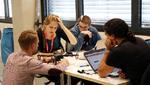 Auf geht's zum Smart Mobility Hackathon!
