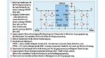 Prinzipielle Beschaltung des Abwärtswandler-ICs LM5160 im nichtlückenden Betrieb