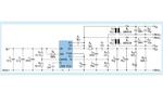 Schaltbild des Abwärtswandlers mit dem LM5160 für drei voneinander isolierte Ausgangsspannungen