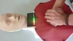 Reanimationsmatte vereinfacht Herzdruckmassage