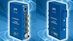 Industrieller Gigabit Ethernet Switch