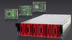 Standardisierte Prozessormodule bei Rackmount-Servern