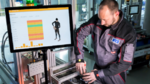 New sensor technology promises better posture at the workplace