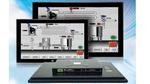 Industrie-Monitor mit IP65-Schutz