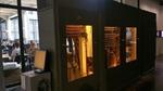 Der Kultrechner Z22 von Konrad Zuse aus dem Jahr 1957 in der Ausstellung Code 2 im ZKM. Der Röhrenrechner besteht aus 415 Röhren, 2400 Dioden, zwei Magnettrommelspeichern und einem Ferritkernspeicher. Außerdem gehören dazu eine externe Kühlanlage, ei