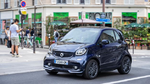 Daimler feiert zehn Jahre Carsharing