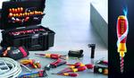 Handwerkzeug- Lösungen für Elektriker auf der efa 2019