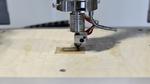 Statt Metall kommt der Hochleistungskunststoff PEEK zum Einsatz.