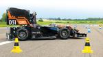 Autonom auf der Rennstrecke in der Formula Student