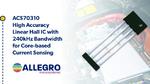 Hochgenauer Stromsensor-IC