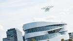 Erster urbaner Air-Taxi-Flug in Europa
