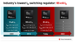 Texas Instruments, TPS62840, Buck Regulator, Switching Regulator