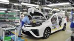 Toyota produziert 10.000 Mirai-Limousinen