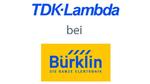 TDK-Lambda Stromversorgungen bei Bürklin erhältlich