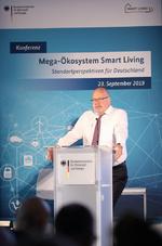 Altmaier: Smart Living ist für uns ein wichtiger Zukunftsmarkt