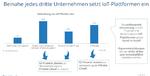 IIoT 2019 IoT-Plattform Einsatz, IDC
