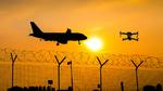Drohnenabwehr an Flughäfen