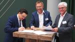 SmartFactory KL jetzt auf EU-Ebene gegründet
