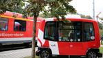 Shuttle Service with Autonomous E-Busses