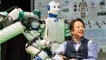 Künstliche Haut für den feinfühligen Roboter