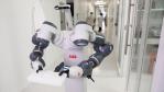 1_Krankenhaus-Roboter von ABB im Einsatz im Krankenhaus...